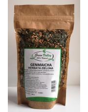 Genmaicha herbata zielona