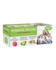 Herbatka ziołowa na przeziębienie