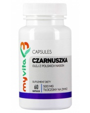 Czarnuszka 500 mg