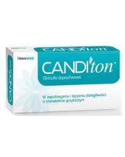 Canditon - globulki dopochwowe