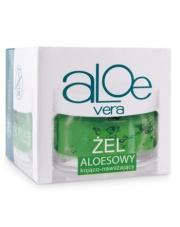 Aloe vera żel aloesowy kojąco-nawilżający