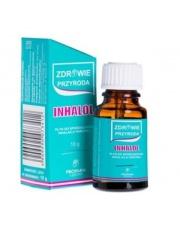 Inhalol - płyn do sporządzania inhalacji parowej