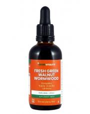 Fresh Green Walnut Wormwood - Kompleks łupiny orzecha i piołunu