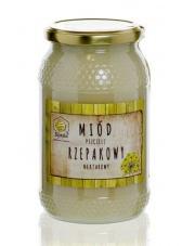 Miód pszczeli rzepakowy nektarowy