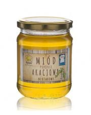 Miód pszczeli akacjowy nektarowy