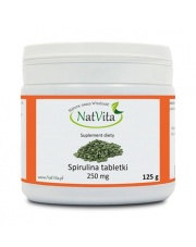 Spirulina 250 mg