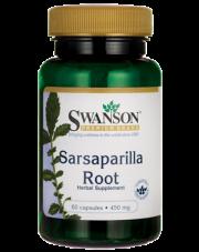 Sarsaparilla root (Kolcorośl sarsaparyla) 450 mg