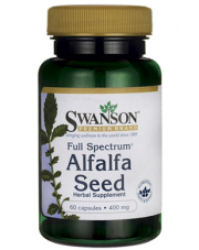 Full Spectrum Alfalfa Seed (Lucerna) 400 mg