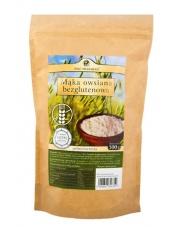 Mąka owsiana bezglutenowa pełnoziarnista