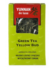 Yunnan de luxe herbata zielona liściasta Yellow Bud