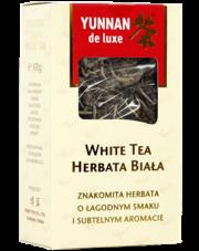 Yunnan de luxe herbata biała liściasta