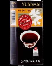 Yunnan herbata czerwona Pu-erh ekspresowa