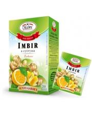 Herbatka Imbir & cytryna