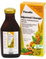 Floradix - Odporność. Płynna multiwitaminowa formuła