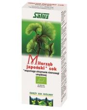 Miłorząb japośnki sok eko