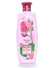 Różany żel pod prysznic