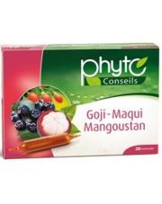 Goji - Maqui - Mangoustan