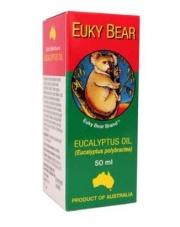 Olejek z eukaliptusa
