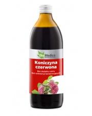 Koniczyna czerwona sok