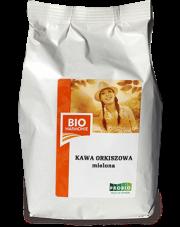 Kawa orkiszowa mielona bio