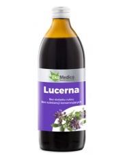 Lucerna sok