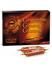 Gingembre Ginseng Guarana