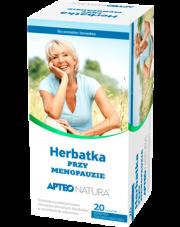 Herbatka przy menopauzie