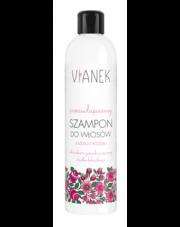 Przeciwłupieżowy szampon do włosów z ekstraktami jeżówki i kozłka lekarskiego