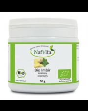 Bio Imbir mielony organiczny