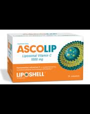 Ascolip liposomalna witamina C 1000 mg