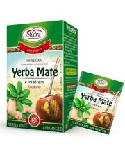 Herbatka Yerba Mate z imbirem