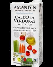 Bulion wegański warzywny BIO