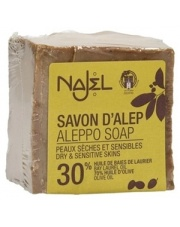 Bio mydło Aleppo z olejem laurowym 30%