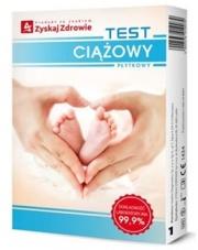 Test ciążowy płytkowy