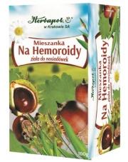 Mieszanka na hemoroidy zioła do nasiadówek