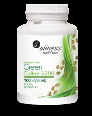 Zielona kawa Green Coffee 3200 800 mg