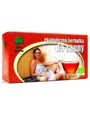 Ekologiczna herbatka do sauny