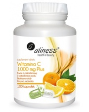 Witamina C 1000 mg Plus