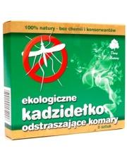 Ekologiczne kadzidełko odstraszające komary