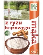 Mąka z brązowego ryżu