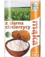 Mąka z ziaren ciecierzycy