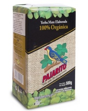 Yerba mate Pajarito Organic