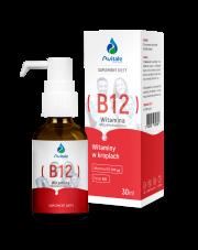 Witaminy w kroplach - B12