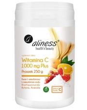 Witamina C 1000 mg Plus Proszek