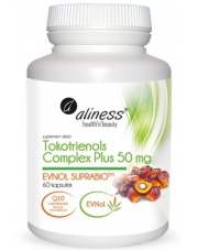 Tokotrienols Complex Plus 50 mg - witamina E