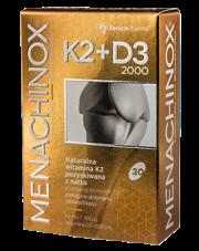 Menachinox K2 + D3 2000