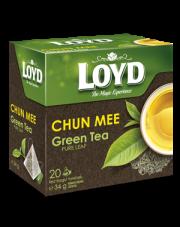 Loyd Herbata zielona Chun Mee w torebkach