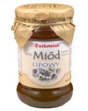 Miód pszczeli nektarowy lipowy