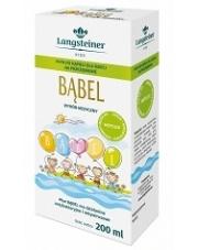 Bąbel - Płyn do kąpieli dla dzieci na przeziębienie