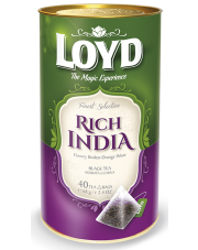 Loyd Herbata czarna Rich India